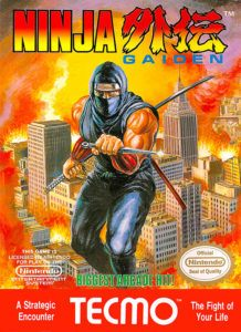 Ninja Gaiden Cover Box