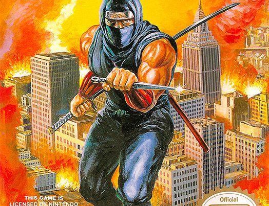 Ninja Gaiden cover