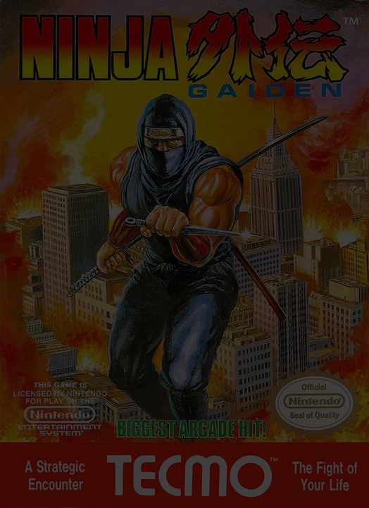 Ninja Gaiden - Nintendo NES