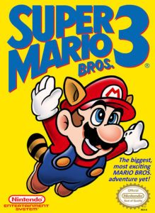 Super Mario Bros 3 Cover Box