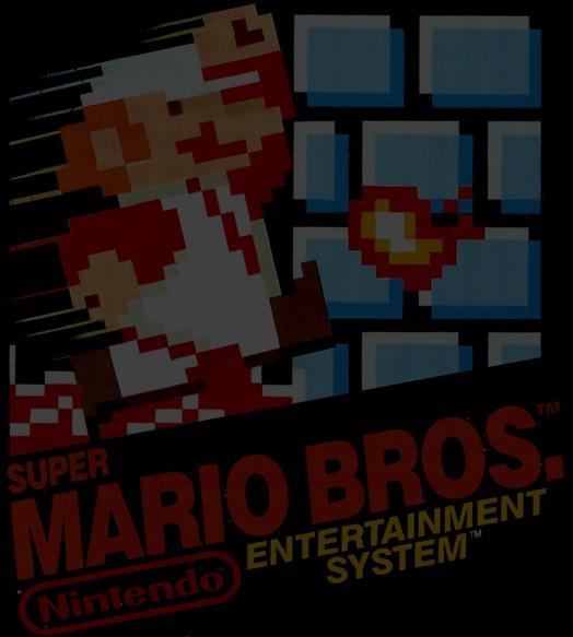 Super Mario Bros. - Nintendo NES