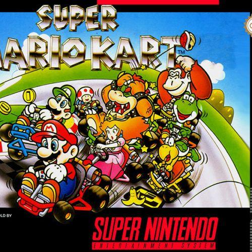 Play Super Mario Kart