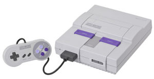 Super NES USA version