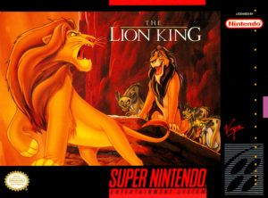 The Lion King Cover Box