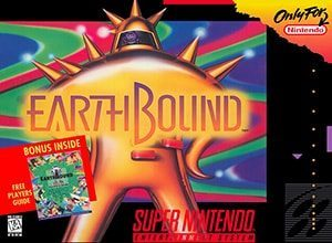 EarthBound Cover Box