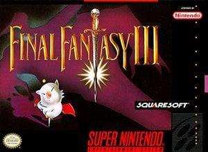 Final Fantasy VI cover box