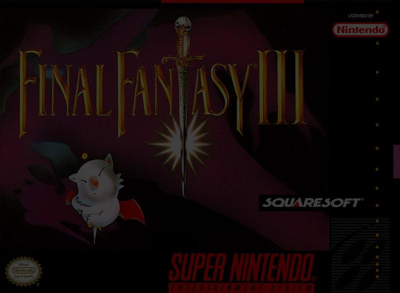 Final Fantasy 6 - Super Nintendo (SNES)