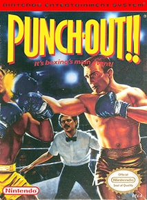 Mike Tyson's Punch-Out!! Cover Box