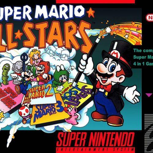 Super Mario: All-Stars