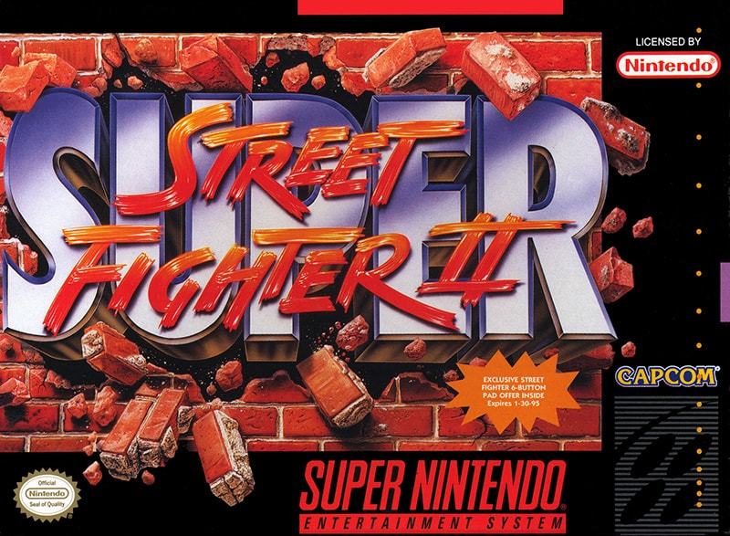 Play Super Street Fighter 2 Online Free Snes Super Nintendo