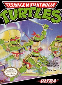 Teenage Mutant Ninja Turtles US box