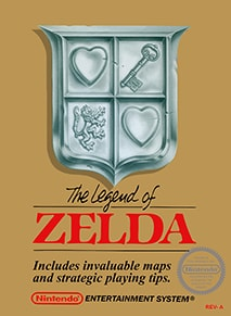 The Legend of Zelda Cover Box