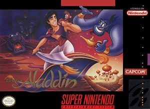 Aladdin Cover Box