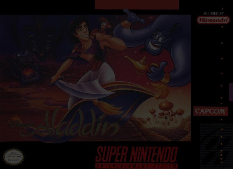 Aladdin - SNES Super Nintendo