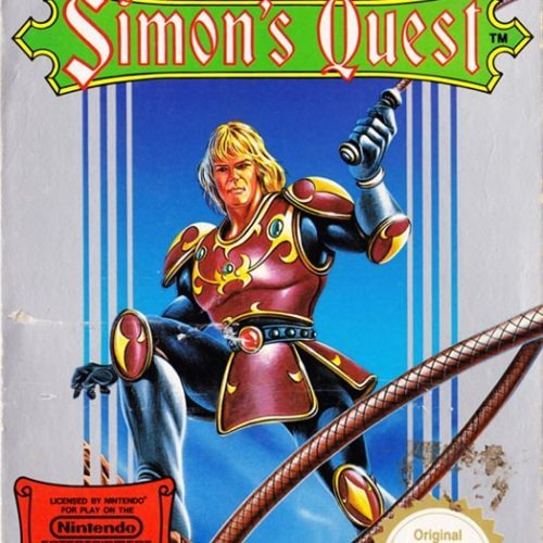 Castlevania 2: Simon's Quest Game