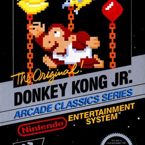 Donkey Kong Jr. game