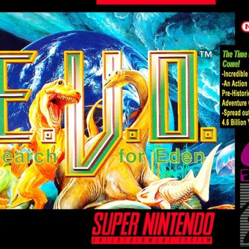 EVO: Search for Eden