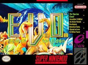 EVO: Search for Eden Cover Box