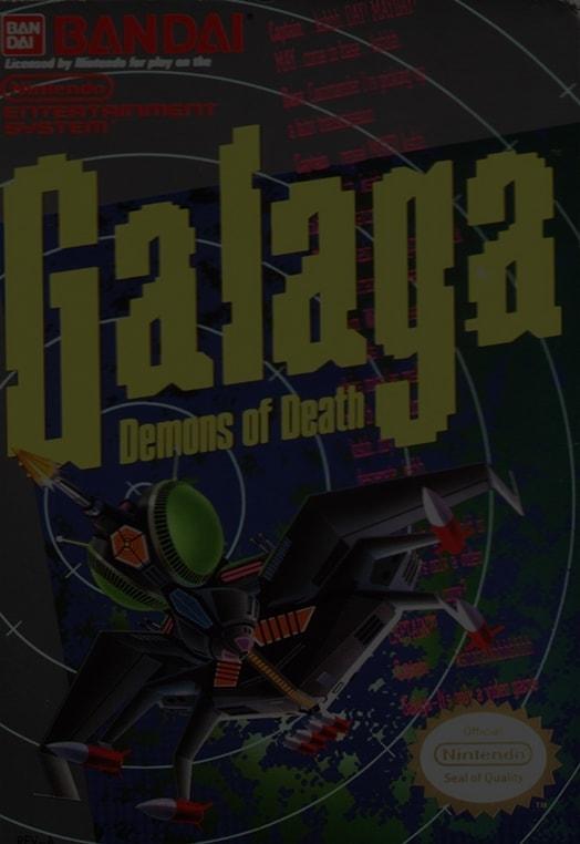 Galaga - Nintendo NES