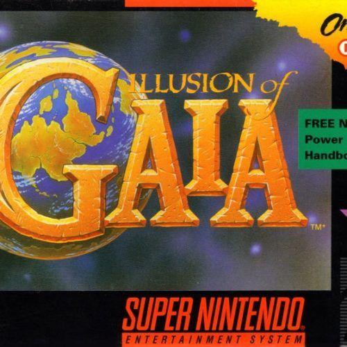 Illusion of Gaia Game