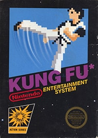 Kung Fu Cover Box