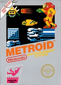 Metroid Cover Box