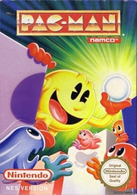 Pac-Man Cover Box