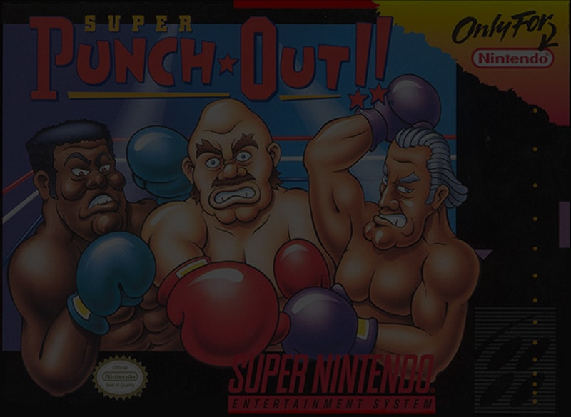 Super Punch-Out!! - Super Nintendo (SNES)