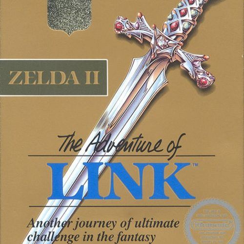 Zelda 2: The Adventure of Link