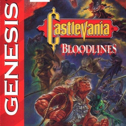 Castlevania: Bloodlines Game