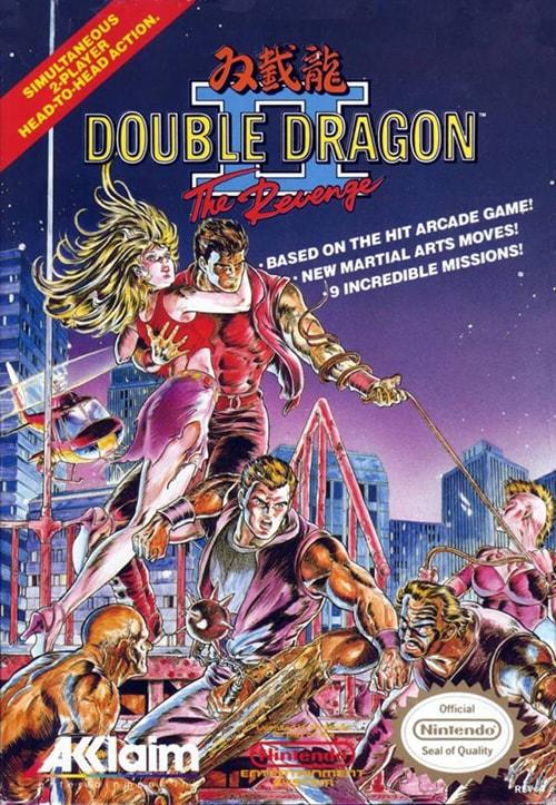 Double Dragon 2: The Revenge