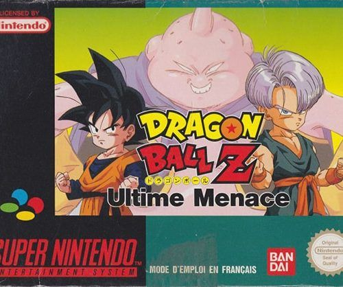 Dragon Ball Z Super Butouden 3