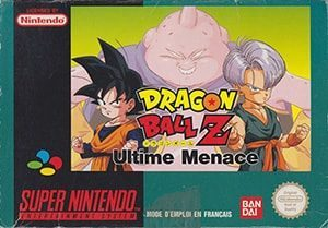 Dragon Ball Z: Super Butouden 3 Cover Box