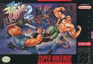 Final Fight 2 Cover Box