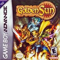 Golden Sun Cover Box