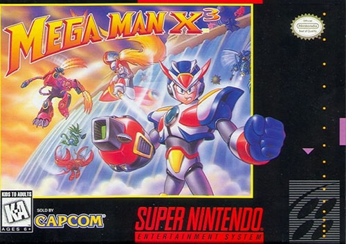 ▷ Play Mega Man X3 on Super Nintendo (SNES) | Emulator Online