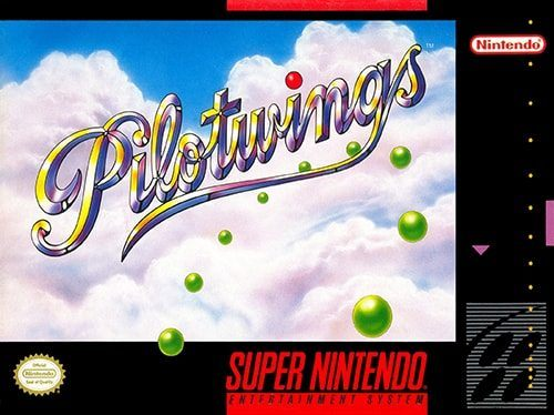 Pilotwings Game