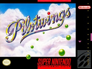 Pilotwings Cover Box