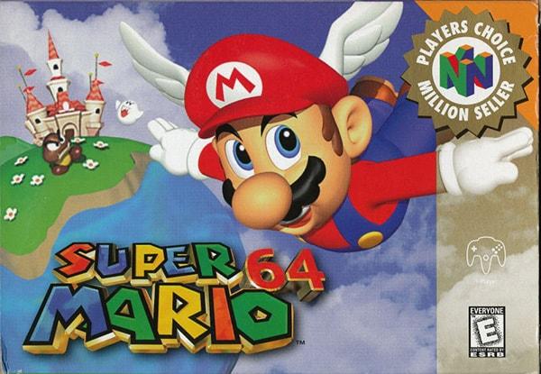 ▷ Play Super Mario 64 Online FREE - N64 (Nintendo 64)