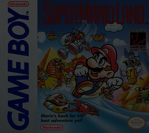 Super Mario Land - Game Boy (GBA)