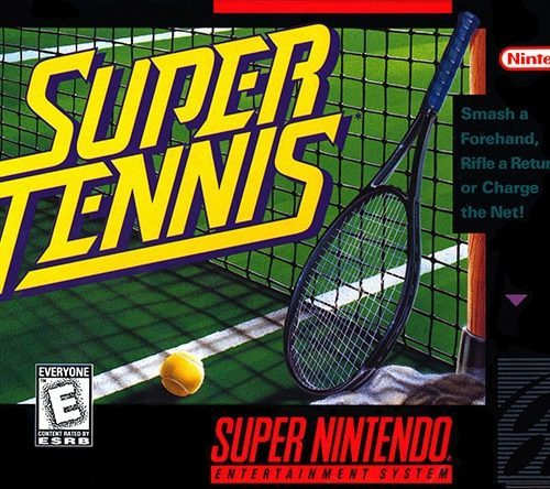 Super Tennis Game
