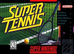 Super Tennis Cover Box