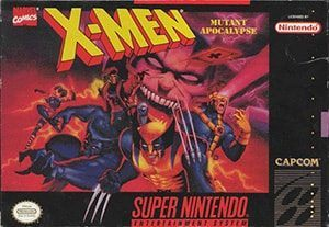 X-Men: Mutant Apocalypse Cover Box