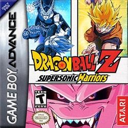 Dragon Ball Z: Supersonic Warriors Cover Box