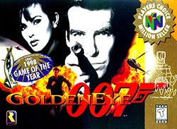 GoldenEye 007 Cover Box