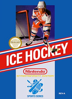 Ice Hockey Cover Box