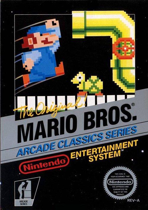 ▷ Play Mario Bros  Classic on Nintendo NES | Emulator Online