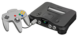 Nintendo 64 on My Emulator Online
