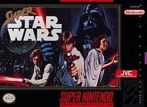 Super Star Wars Cover Box