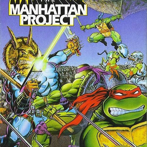Teenage Mutant Ninja Turtles 3: The Manhattan Project Game